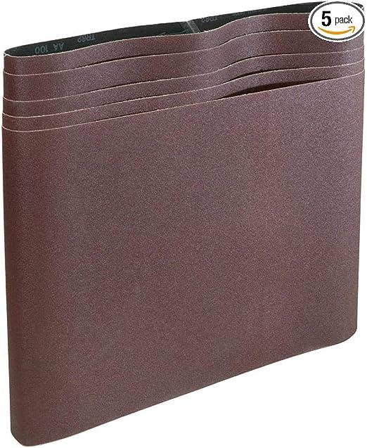 80 grit 37x60 Sandpaper Widebelt