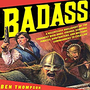 Badass Audiobook