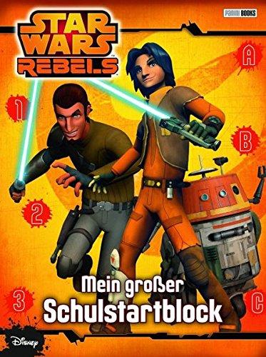 Star Wars Rebels: Meine großer Schulstartblock