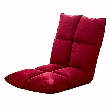 Plegable Lazy Sofá sillones reclinables Ajustable Respaldo ...