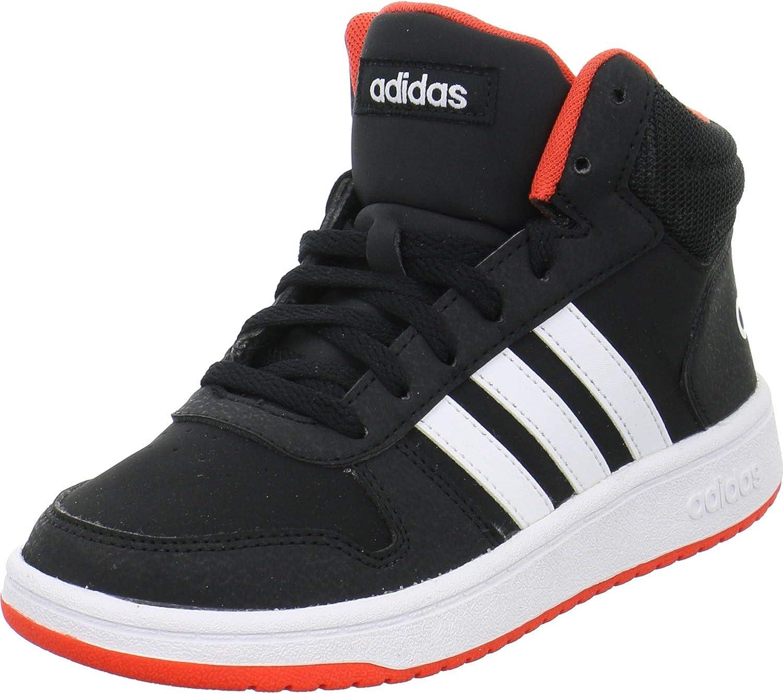 Zapatillas Altas Unisex Ni/ños adidas Hoops Mid 2.0 K