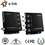 E-link 4Ch CCTV Video Multiplexer Over 1 Coaxial