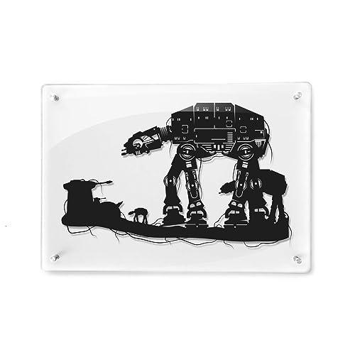 Star Wars AT AT Walker on Hoth