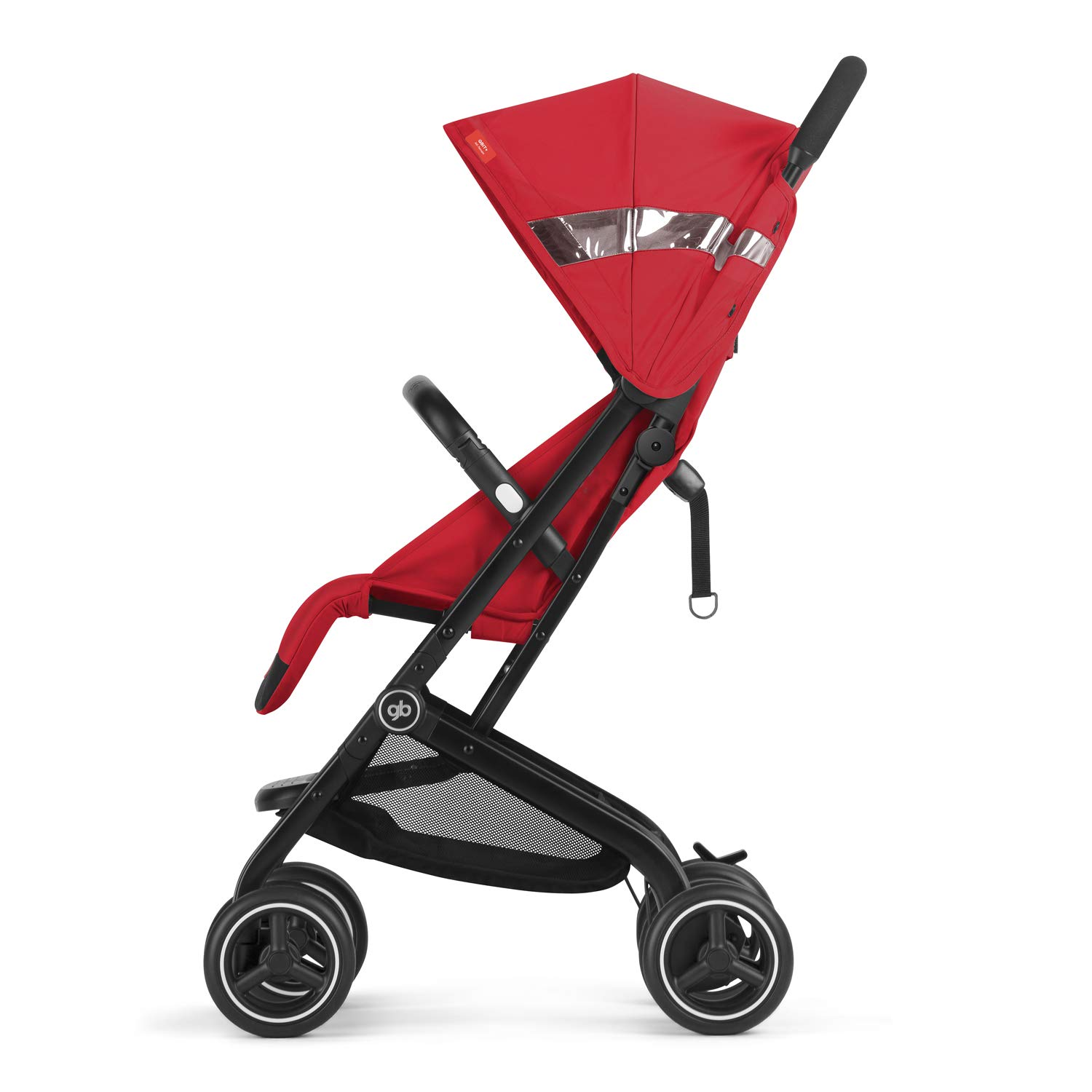 gb 2019 Buggy QBIT+ All-Terrain with Bumper Bar''Night Blue''- from Birth up to 17 kg (Approx. 4 Years) - GoodBaby QBIT Plus by gb (Image #3)