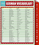 German Vocabulary (Speedy Study Guides)