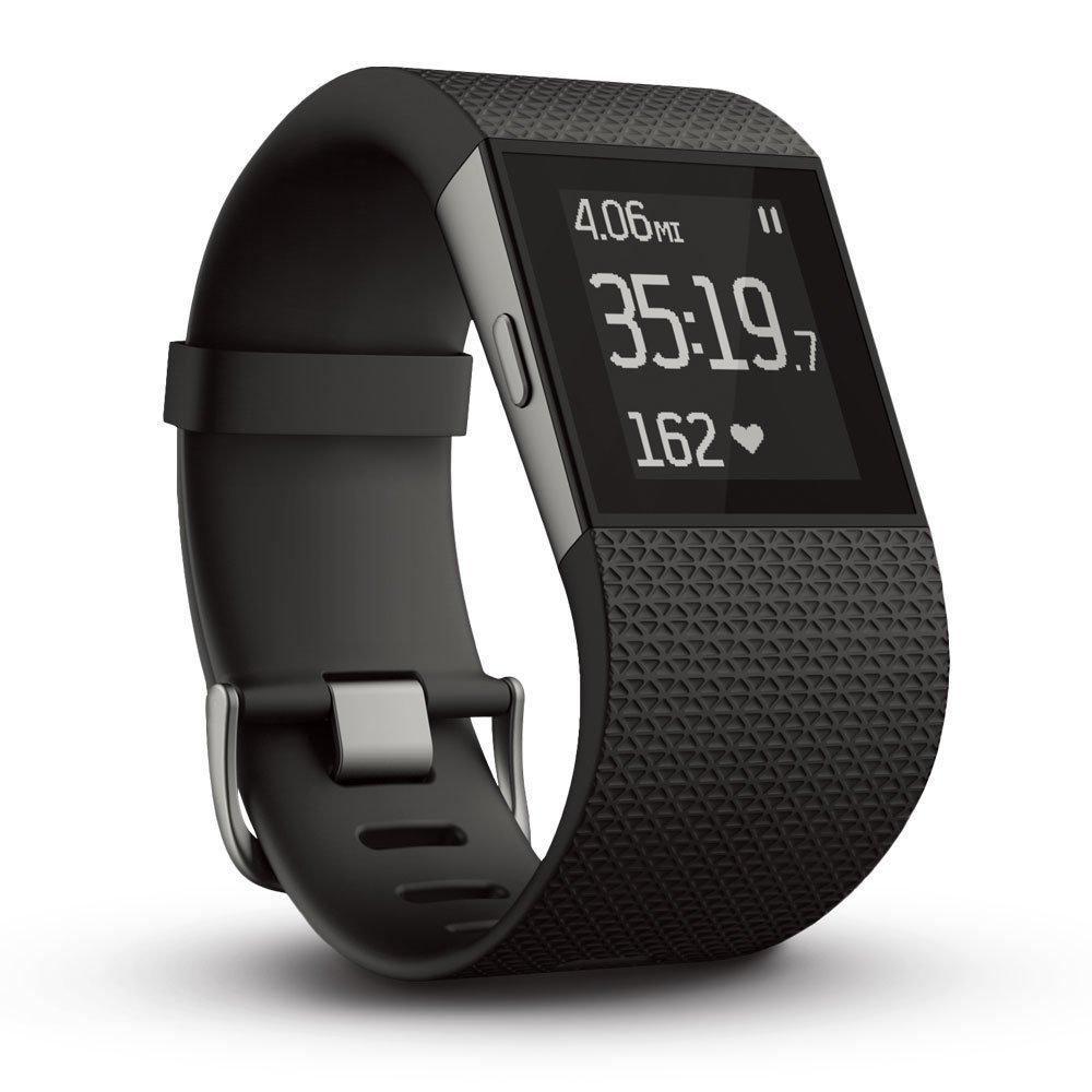 Fitbit フィットネススーパーウォッチ Surge Small Black FB501BKS [並行輸入品]   B01M5BOXT9