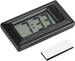 Digital Alarm Clocks, Electronic LED Alarm Clocks with Date Time Calendar Display for Bedroom Office Travel
