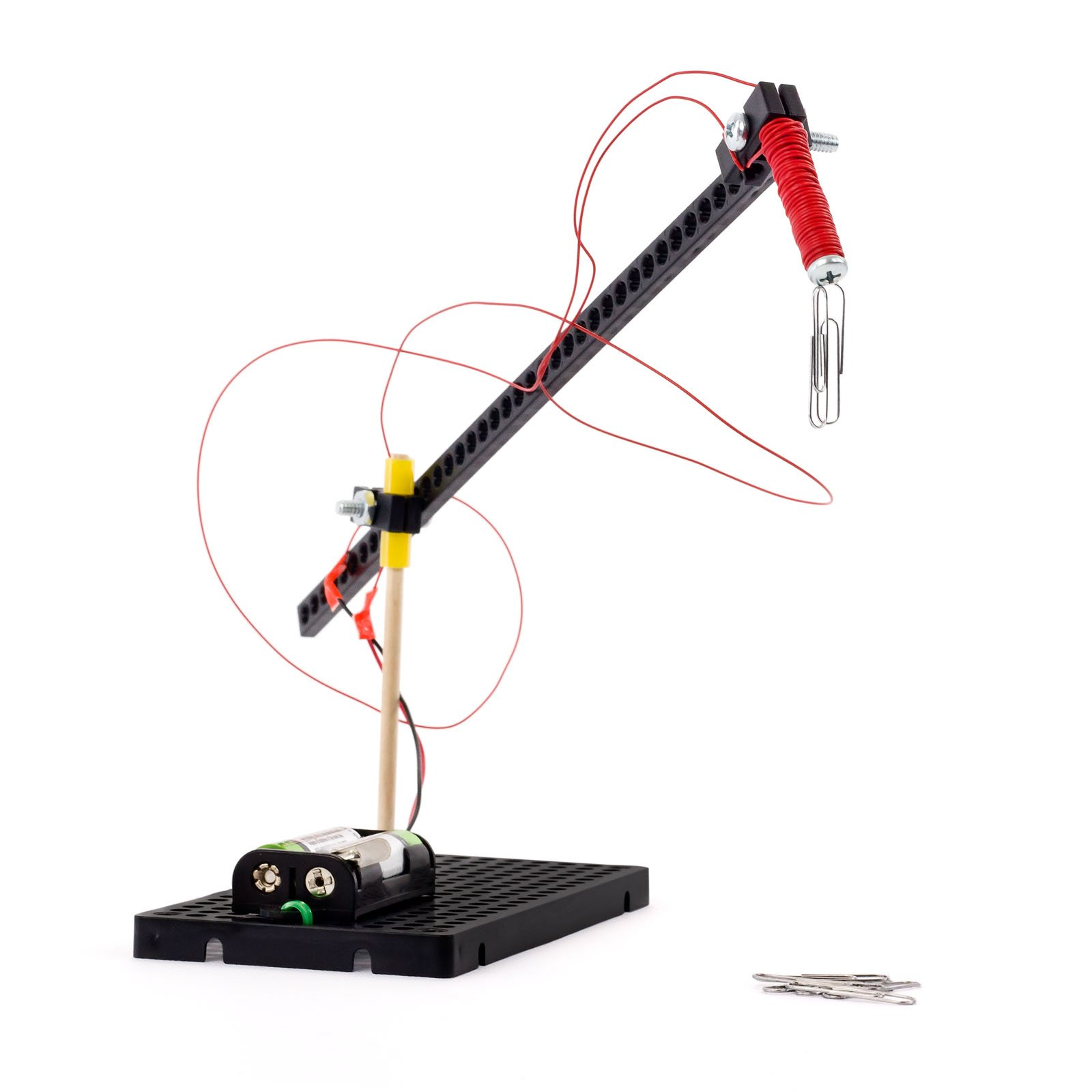 TeacherGeek DIY Electromagnetic Crane STEM | STEAM Activity Kit
