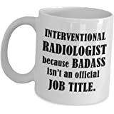 Interventional Radiologist Radiology Gifts - IR Vascular Coffee Mug Cup Funny Cute Gag VIR X Ray