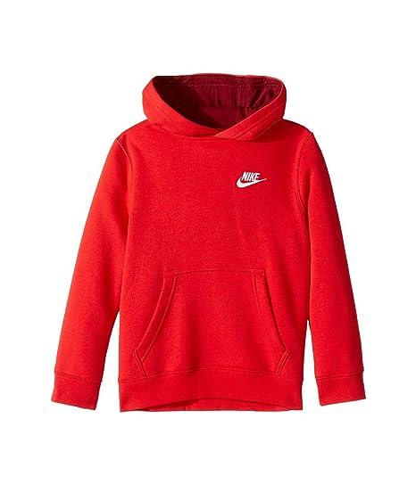 timeless design 36b5e 833f1 Nike Boy's Sportswear Training Pullover Hoodie 805504 657