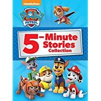 PAW Patrol 5-Minute Stories Collection (PAW Patrol) Hardcover