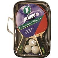 Prince - Juego de Tenis de Mesa para 4 Jugadores con Bolsa de Transporte