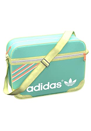 92910a363c Adidas Adicolor Airliner Sac bandoulière - turquoise - Türkis ...