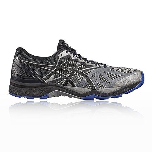 Asics Donna Blu Gel Fujitrabuco 6 Scarpe Da Corsa Ginnastica Sport Sneakers