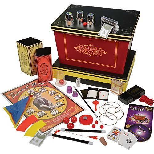 Fantasma Toys Super Deluxe Legends of Magic DVD - Magic Legends