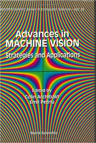 Book Advances in Machine Vision (Series in Computer Science) (World Scientific Series in Computer Science)