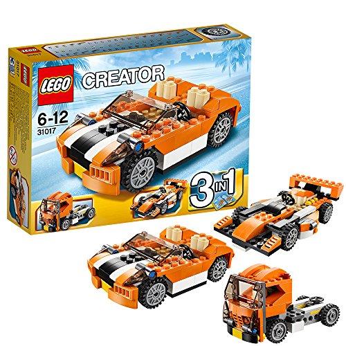 Imachine Lego Creator 31017 Sunset Speeder