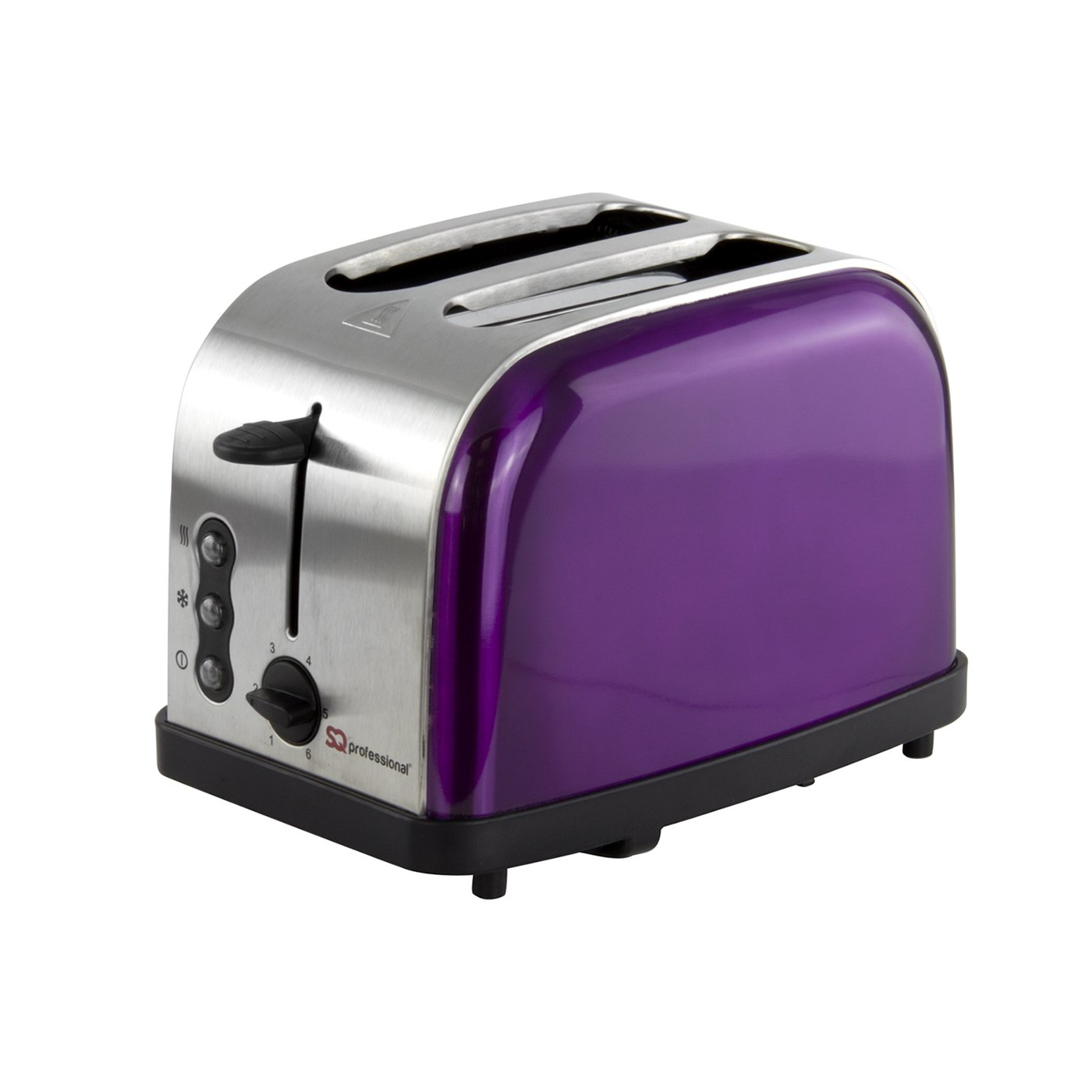 Black Defrost and Cancel Functions SQ Pro Legacy 900W Toaster with Reheat