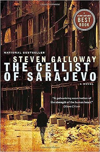 Image result for The Cellist of Sarajevo