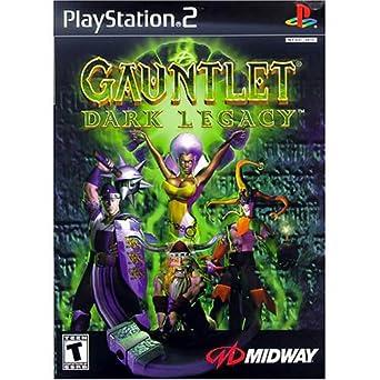 amazon gauntlet dark legacy game プレイステーション2