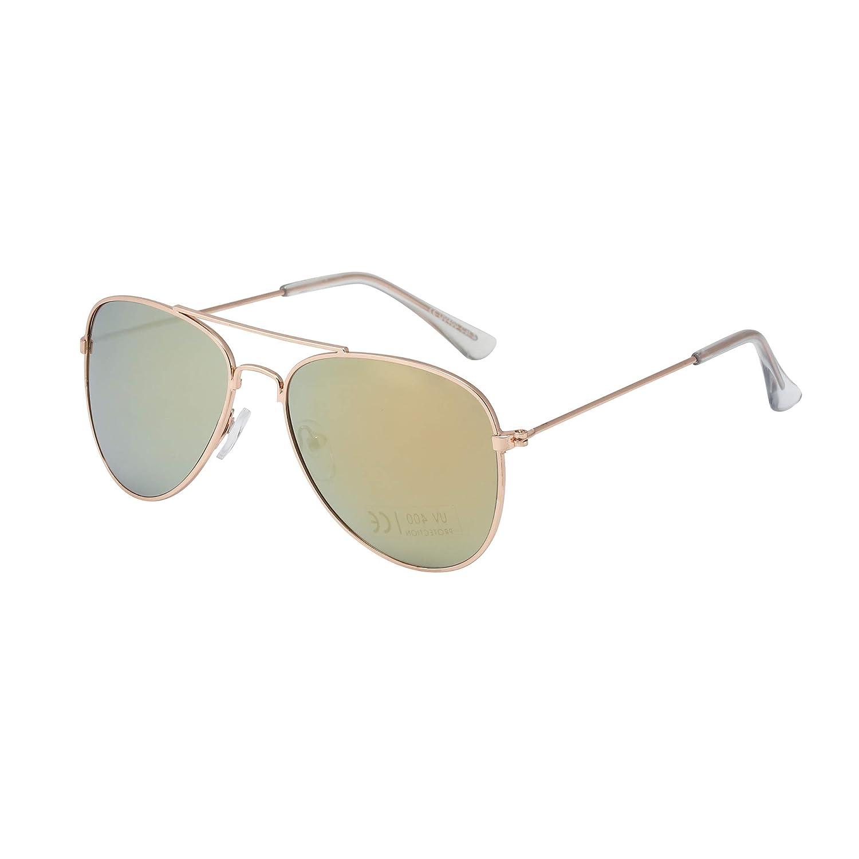 Kids Sunglasses Girls Boys Children Classic Style Shades UV 400 Protection