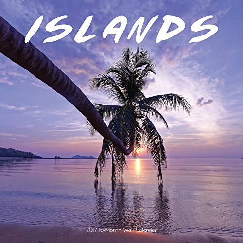 Summit Avalon Calendar Islands 86337