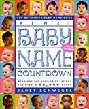 The Baby Name Countdown, Janet Schwegel, 1569245908