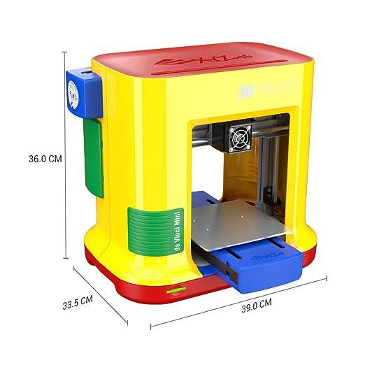 XYZprinting 3FM1XXEU01B - Impresora 3D