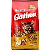 Gatina Croquetas para Gato Adulto 9 Kg, Pollo
