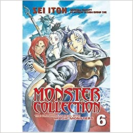 monster collection the girl who can deal with magic monsters