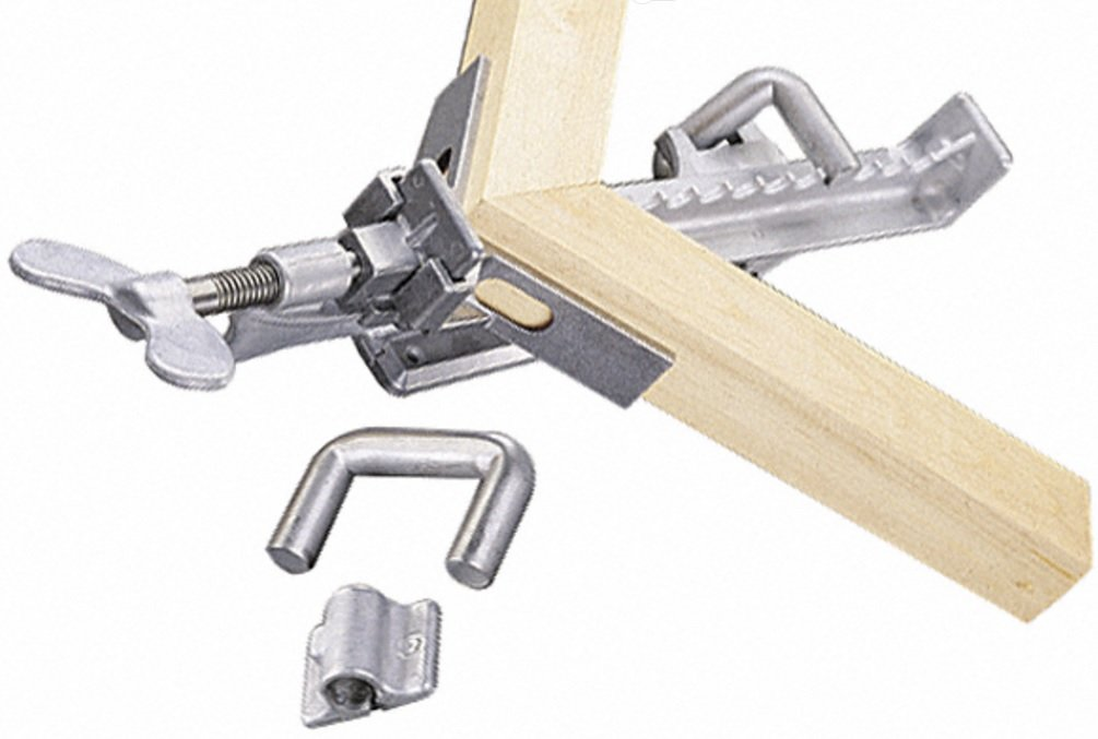 Dubuque UC747 Universal Miter Clamp in a Removable Base