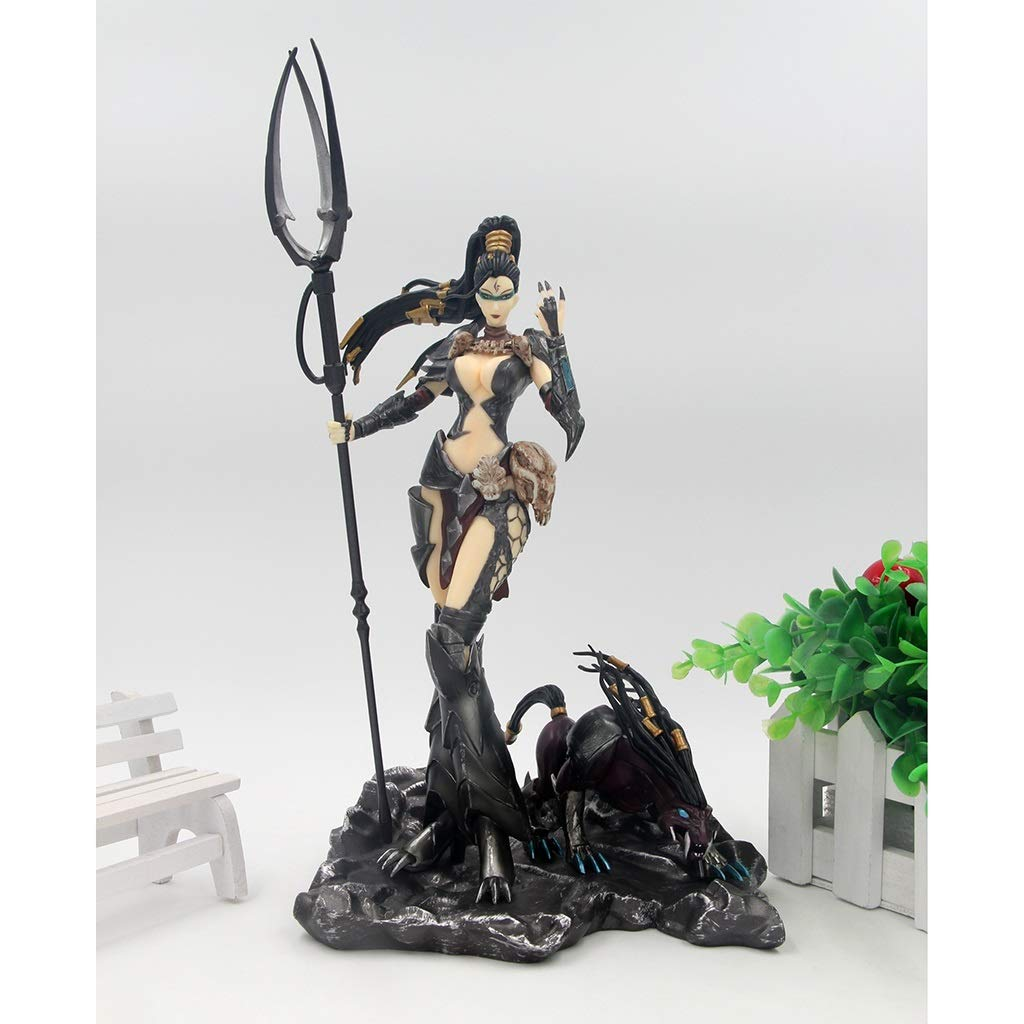 a precios asequibles DYHOZZ Estatua de Juguete de de de League of Legends The Bestial Huntress Model Doll Collection Regalo de cumpleaños - PVC-27CM Estatua de Juguete  los nuevos estilos calientes