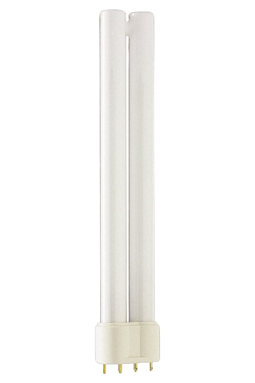 Philips MASTER PL-L18W /W//840/4P 2/G11/4 Pin Base Compact Fluorescent Light Bulb White