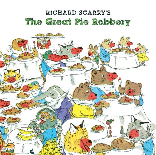 Richard Scarry's The Great Pie ()