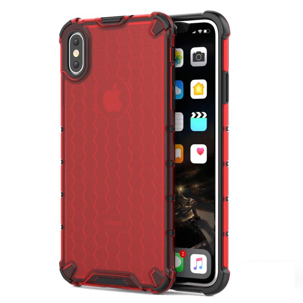 Stilluxy lPhone Xmaxs Compatible con iPhone 10 Smax y Sxmax, Fina Carcasa para iPhone XS MAX y Xmax
