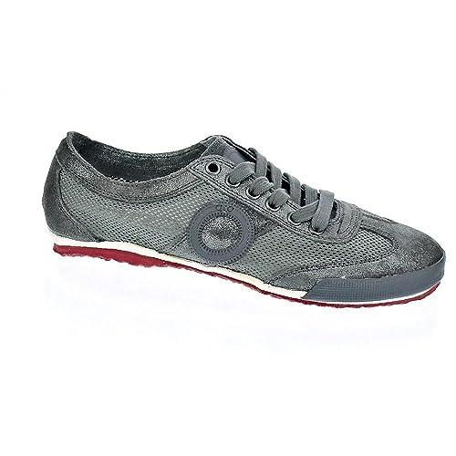 Aro Joaneta - Zapatillas Bajas Mujer Plata Talla 36: Amazon.es: Zapatos y complementos