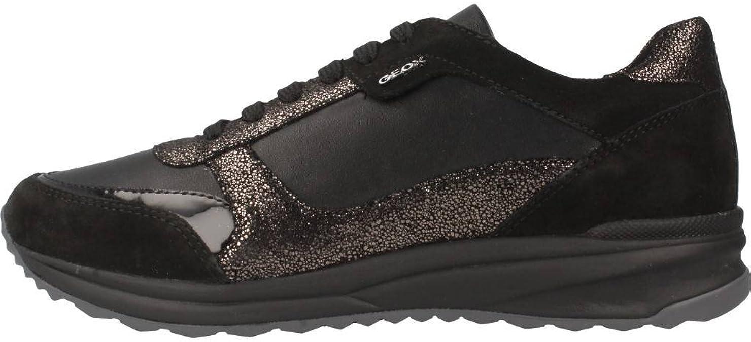 Geox D Airell C, Zapatillas para Mujer: Amazon.es: Zapatos y complementos