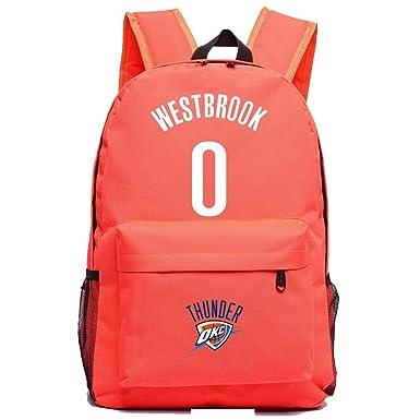Simple jugador de baloncesto estrella, mochila de viaje ...