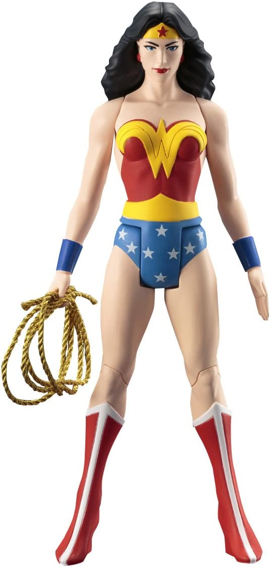 dc comics sv143 Universo Disfraz de Wonder Woman Classic ARTFX + ...