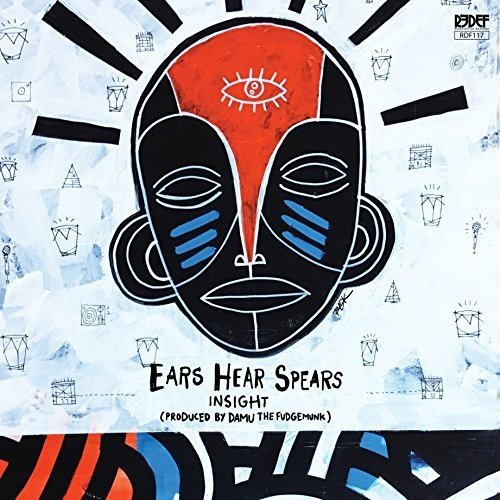 Insight The Truncator - Ears Hear Spears (LP Vinyl)