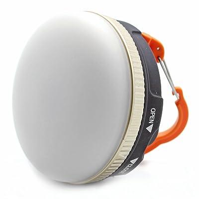 170lumens LED Camping Lanterne d'urgence et Noir pour LED Lampe de poche