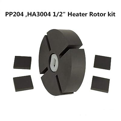 "PP204 HA3004 1//2/"" Rotor Kit Desa,Master,Reddy,Sears Heaters also #70-022-0100"