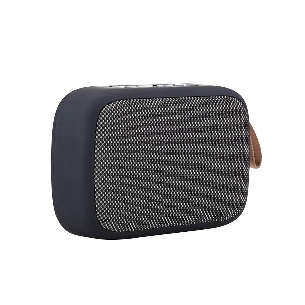 HD Sound FM Avido ZEDA Portable Full LED Light Show Wireless Bluetooth Speaker