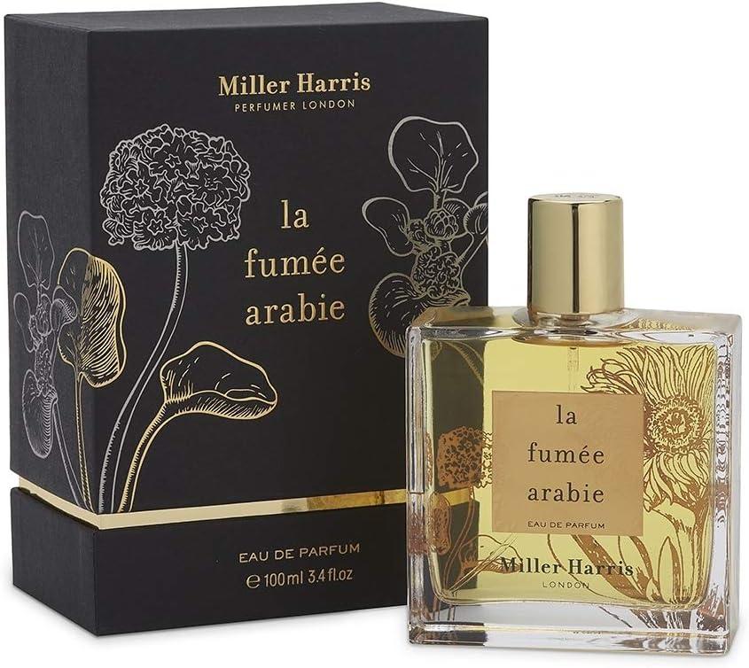 Miller Harris La Fumée Arabie Eau de Parfum, pack de 1 (1 x