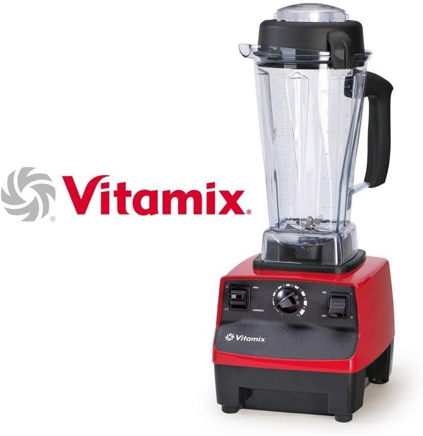 Vitamix TNC Red 010232 Blender by VITAMIX: Amazon.es: Hogar