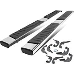 Amazoncom Running Boards Steps Exterior Accessories