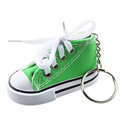 Amazon.com   FOY-MALL Fashion Men Women Sneaker Keychain J1091 ... 702ce48ba7