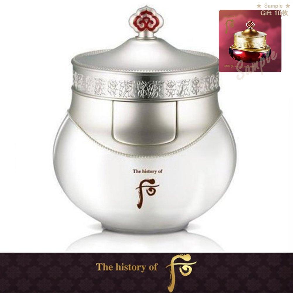 【フー/ The history of whoo] Whoo 后(フー) The history of whoo Gongjinhyang Seol Whitening & Mositure Cream ゴンジンヒャン設定美 白水分と- 60ml+ Sample Gift(海外直送品)   B01GLG368Y