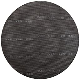 Glit 42195 Large Mesh Sandscreen Floor Pad, Silicon Carbide, 21\