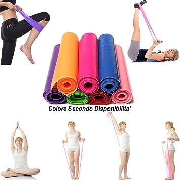 Dobo® 2 x Banda Banda Elástica Yoga Pilates extensor ...